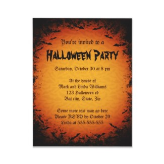 Posted in Halloween, Halloween party, PARTY INVITATIONS | Tagged Adult ...