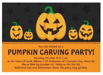 Pumpkin Carving Party Invitation correctly perfect ideas for your invitation layout